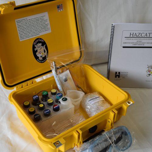 KT1017 Asbestos/ Lead-in-Paint Test Kit