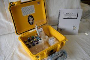 KT1015 Asbestos Identification System